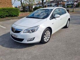 image for Vauxhall Astra 1.4 16v Exclusiv 5dr (10 REG)-