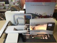 Husqvarna Viking Designer Topaz 30 Embroidery Quilting Sewing Machine
