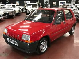 1998 Renault 5 Campus *26000*miles from new and a complete time warp example