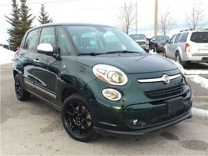 2015 Fiat 500L LOUNGE**LEATHER**PANORAMIC SUNROOF**