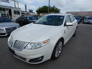 2009 Lincoln MKS NAVI & BACK UP CAM & PANO SUNROOF
