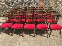 20 Ercol chairs