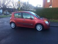 RENAULT MODUS AUTOMATIC 34k FULL SERVICE HISTORY