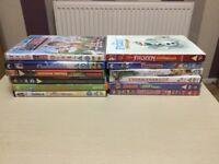 Selection of 3D DVDs & Kids DVDs
