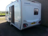 Sterling Eccles Topaz 2 Berth 2005