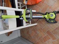 Ryobi electric grass/edge trimmer