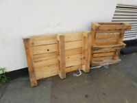 FREE Wooden Pallets for Collection Hampstead NW3