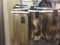 Hair Extensions and Luxury Hair Pieces