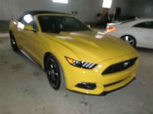 2016 Ford Mustang EcoBoost Premium-NEW