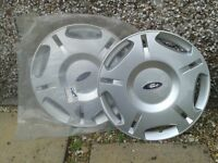 "FORD 16"" WHEEL TRIM X2"