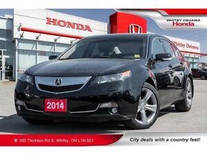 2014 Acura TL SH-AWD Package | Automatic | Heated Front Seats