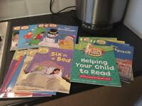 20x books Read with Biff, Chip and Kipper