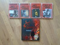 Jack the Ripper 4 DVD and Book set