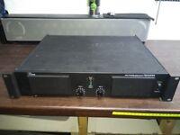 T amp TSA2200 power amplifier