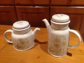 Matching Tea And Coffee Pot
