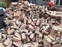 Used bricks and roof tiles for sale