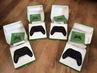 XBOX ONE OFFICIAL CONTROLLER PAD WITH RETAIL BOX