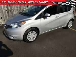 2014 Nissan Versa Note SV, Automatic