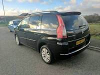 Citroen C4 Grand Picasso Exclusive 2008, 2.0HDI 134BHP