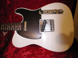 Fender Telecaster 1965 genuine may accept Lowden Avalon or high end Martin as Part ex.