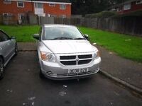DODGE caliber 08 plate 2.0 diesel 6 speeds