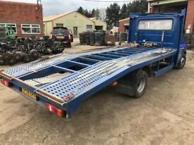 5M RECOVERY BODY WITH WINCH AND BOARDS