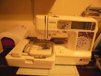 Brother innov-is 955 sewing and embrodery machine for sale