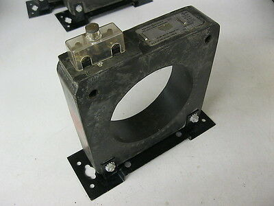 General Electric Ge Jad-0 Ratio 12005 Amp Current Transformer 750x20g 3