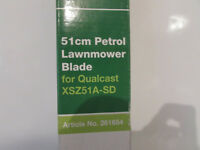 QUALCAST PETROL LAWNMOWER 51cm BLADE for models XSZ51A-SD