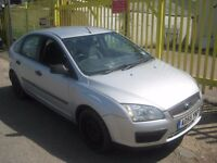 Ford, Focus, 2005, 1600cc, Turbo Diesel, FACE LIFT model, 5 doors