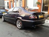 BMW E46 Manual 2L Saloon Petrol - HIGH SPECS quick sale price droped!