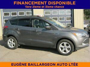 2014 Ford Escape SE 4X4, 35 000 KM, CAMÉRA DE RECUL, SIÈGES CHAU