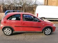 Vauxhall Corsa 1.2 SXI 16V 12 months MOT