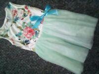 Baby girl tule summer dress 2-3 years