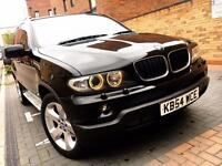 (((BMW X5 FACELIFT SPORTS AUTO 1 YEAR MOT 3.0I EXCELLENT CONDITION)))