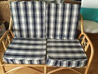 Conservatory set - 2 Seater and 2 chairs