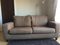 LARGE 2 SEATER SOFA, GOOD CONDITIONS, FOR SALE - PRICE NEGOTIABLE