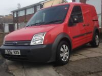 FORD CONNECT - 2006 - DIESEL - T200 L75