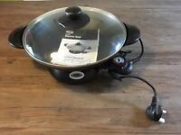 Electric Wok never used