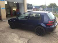 2003 VW GOLF GTI TDI reduced to £2000