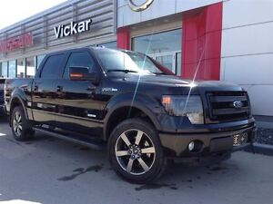 2013 Ford F-150 FX4/BLACK OB BLACK/LOADED!