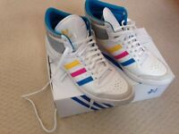womens adidas high top trainers uk 7