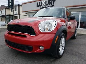 2013 MINI Cooper Countryman S ALL4-PANOROOF-ONLY 74 K