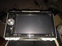 Pioneer F900BT dvd sat nav system