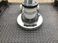Numatic BMD 1000h floor scrubber