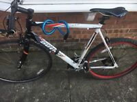 Road bike open to offers
