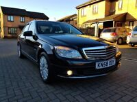 Mercedes-Benz C Class C220 CDI Elegance Automatic,1 owner, Full Service History Satellite Navigation