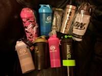 Gym sports Supplements nutrition shakers new