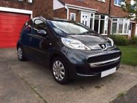 Peugeot 107 1.0 12v Urban 2-Tronic 5dr FREE 12 MONTH WARRANTY,NEW MOT, FINANCE AVAILABLE, PX WELCOME