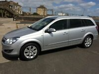 07 vauxhall astra design -1796 cc 5 door estate.low mileage .